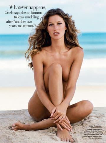 Gisele Brady Nude photo 19