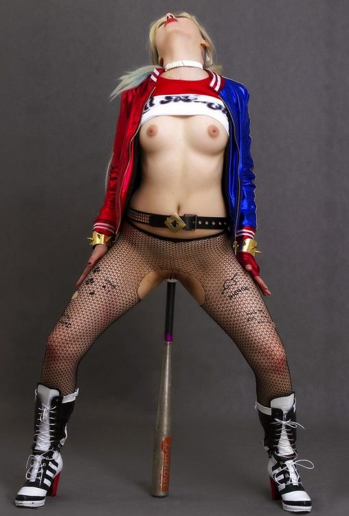 Sexy Nude Cosplays photo 12