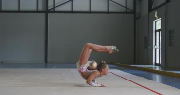 Sexy Gymnastic Videos photo 12