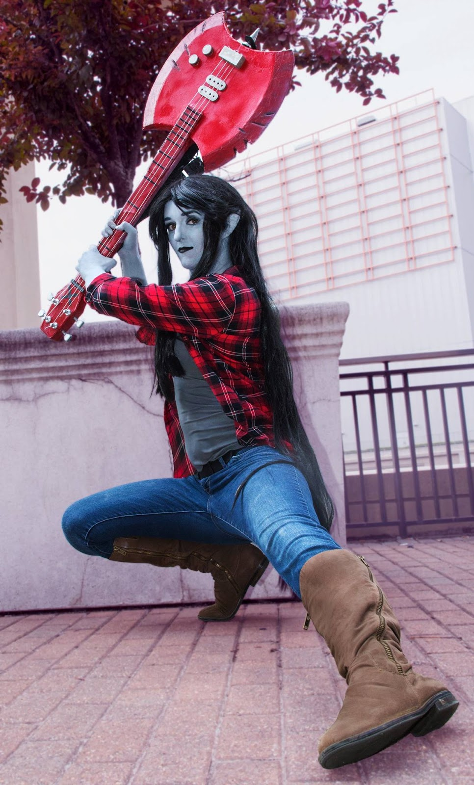Jessica Nigri Marceline photo 9