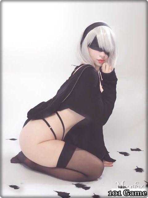 Katyuska Moonfox 2b Cosplay photo 1