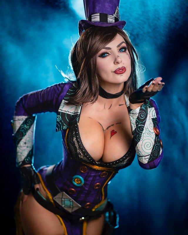 Jessica Nigri Marceline photo 1