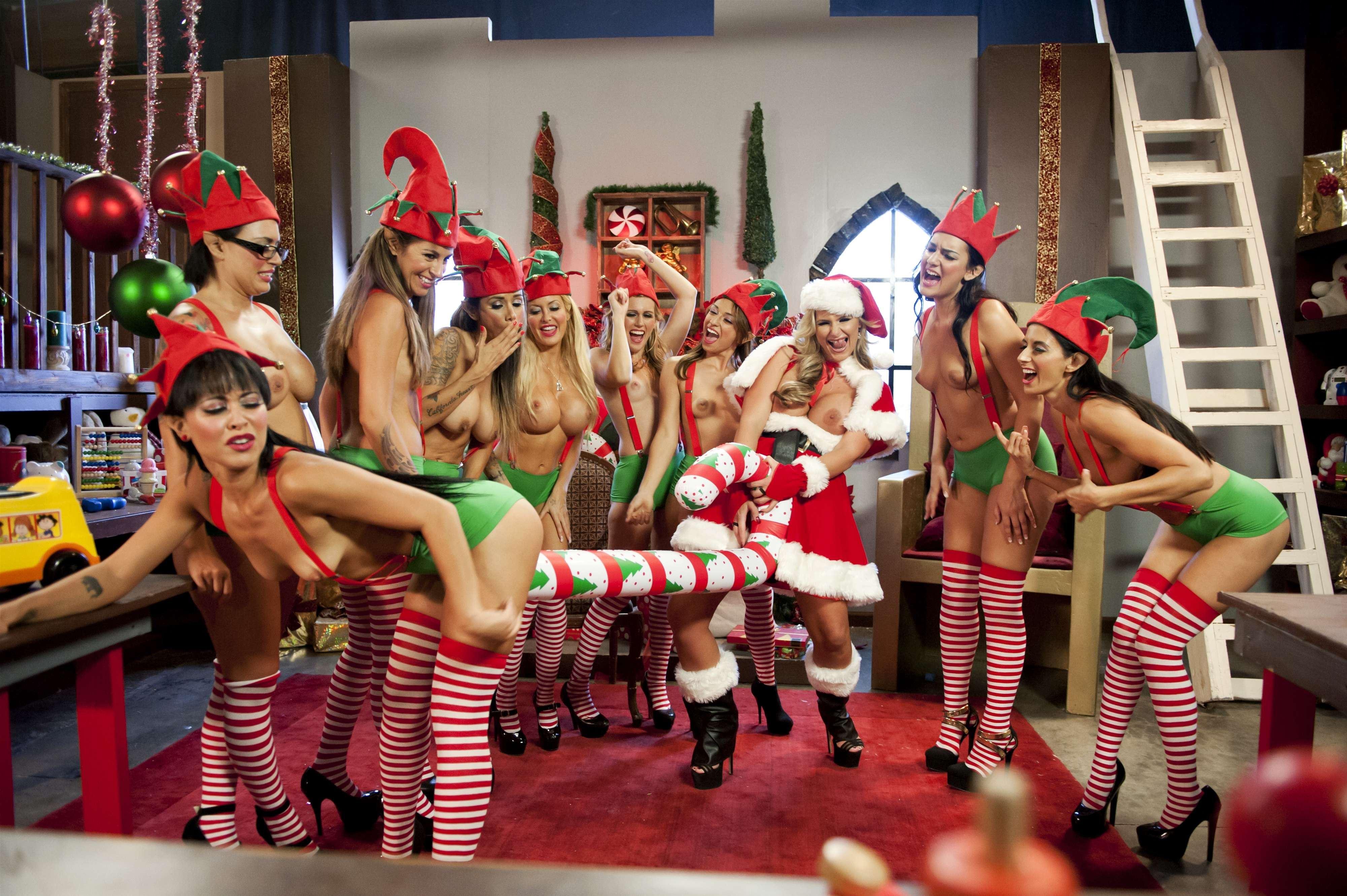 Christmass Porn photo 24