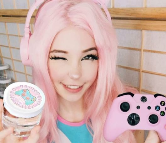 Belle Delphine Banned From Instagram photo 18