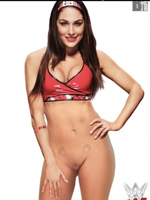 Brie Bella Leaked photo 29