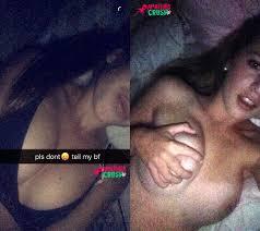 Snapchat Nudie Nude photo 14