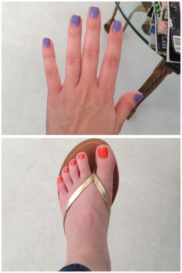 Meg Turney Feet photo 5