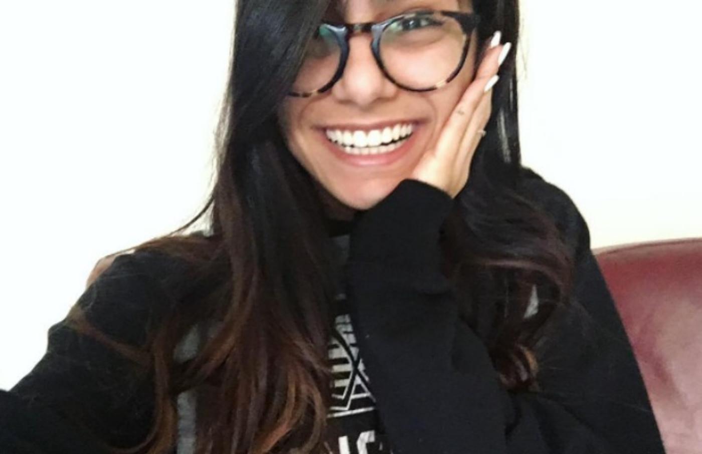 Mia Khalifas Snapchat photo 12