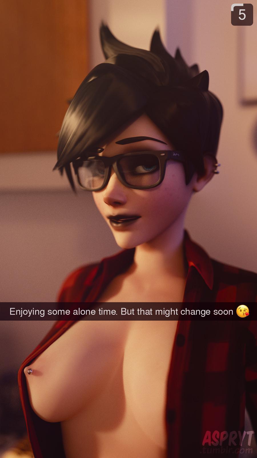 Overwatch Snapchat Porn photo 8