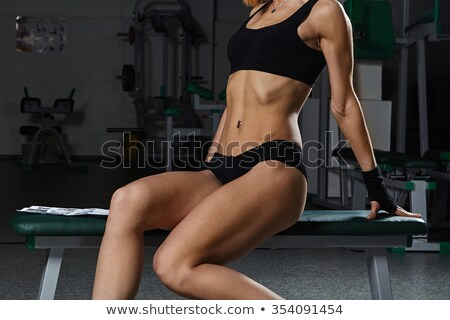 Fitness Topless photo 26