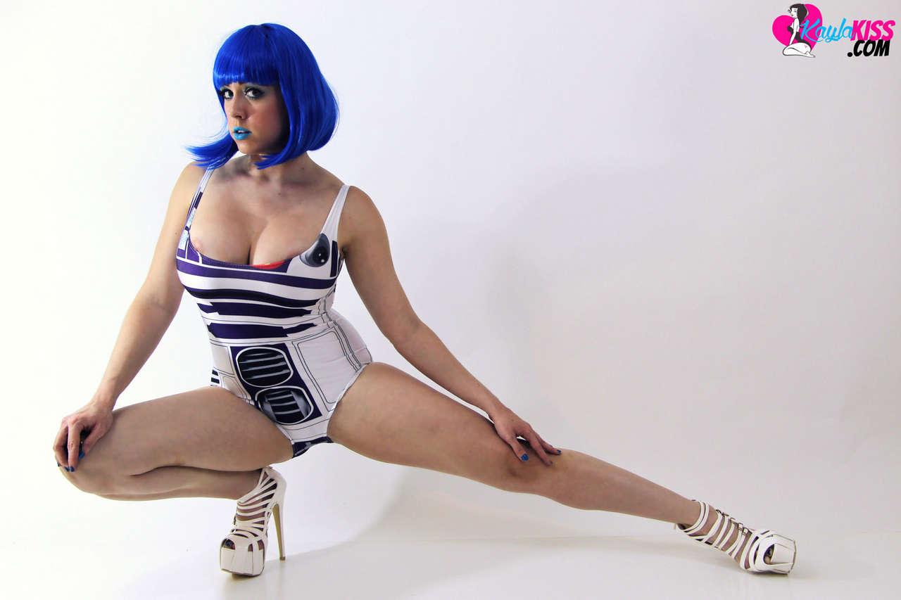 Kayla Kiss Cosplay photo 3