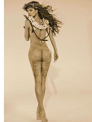 Nicole Scherzinger Nud photo 4
