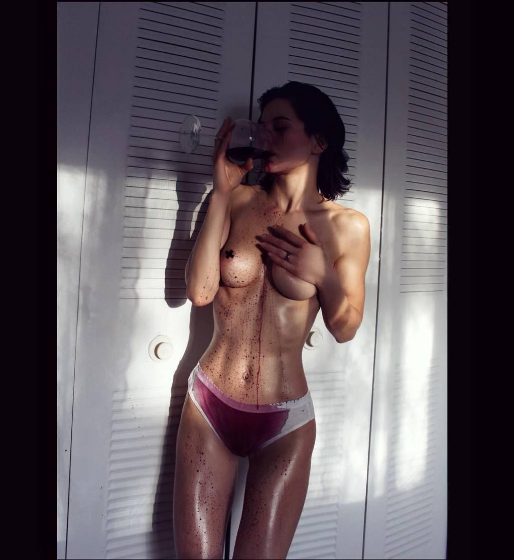 Antoinette Marie Nude photo 11