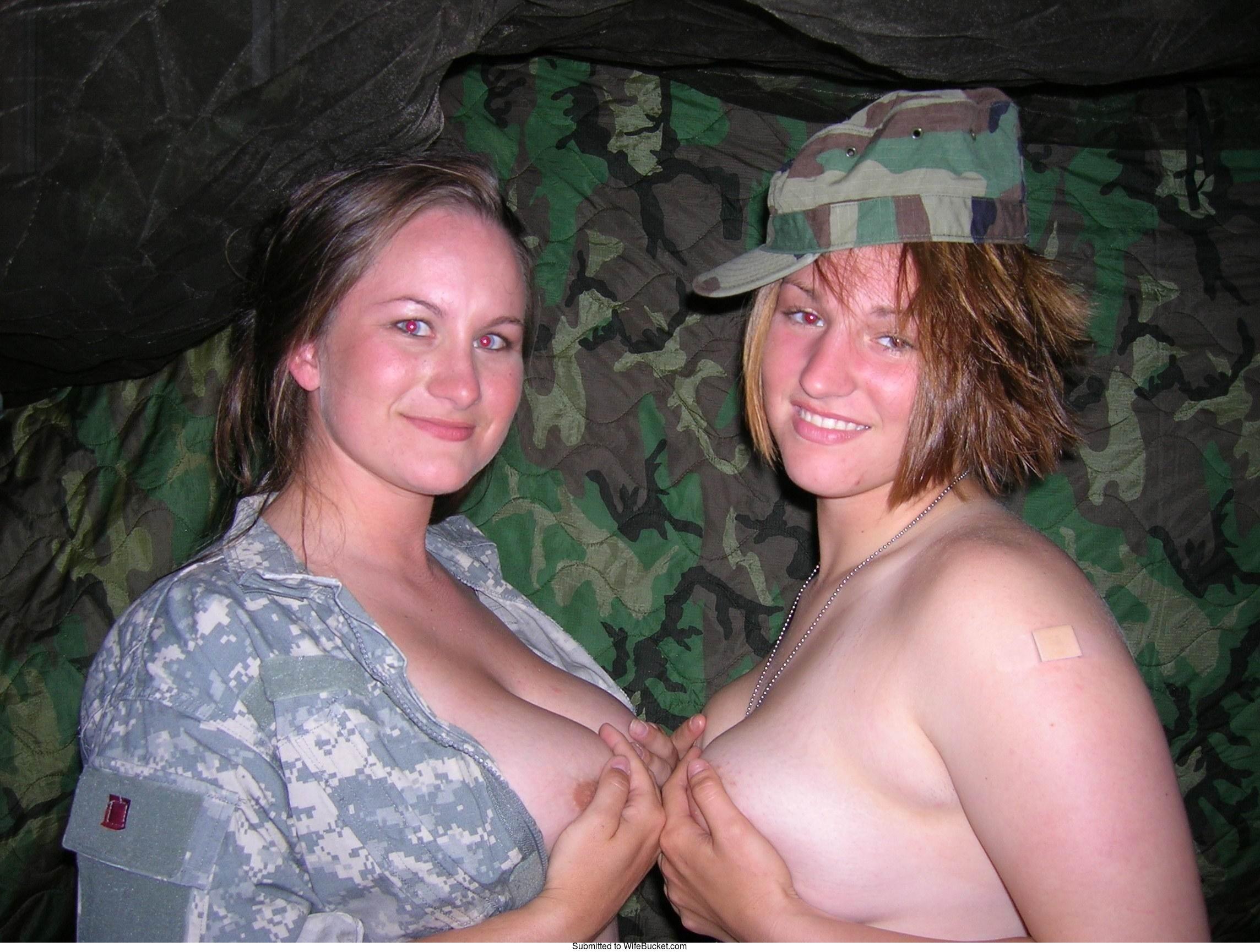 Naked Military Females photo 6
