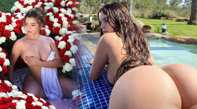 Demi Rose Naked Pictures photo 14