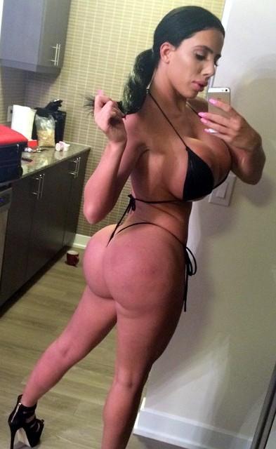 Aletta Ocean Butt Implants photo 20