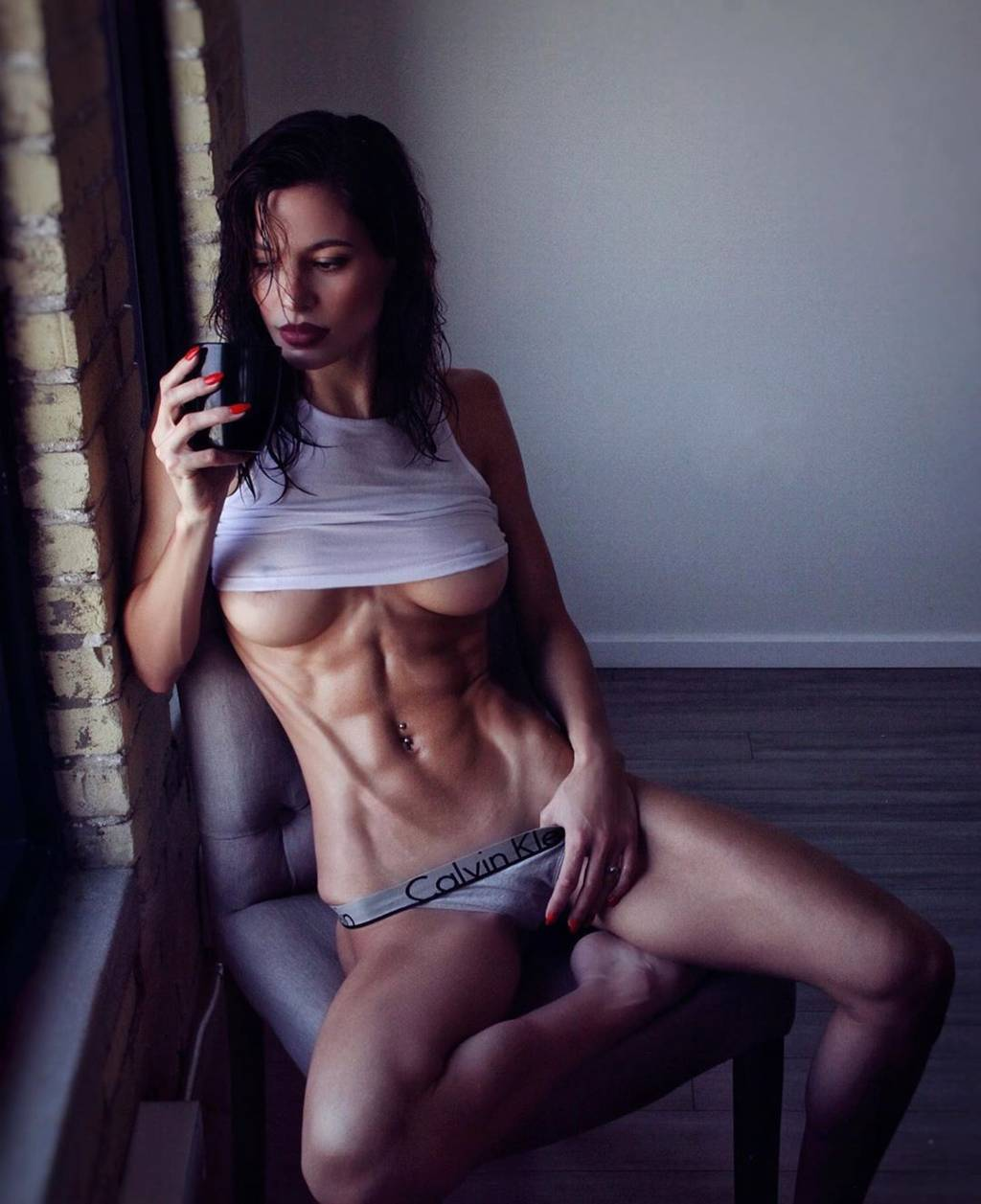 Antoinette Marie Nude photo 22