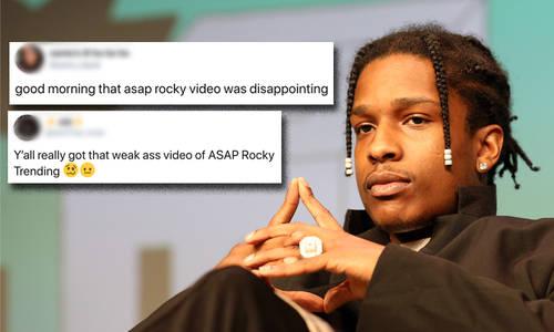 Asap Rocky Sex Tape Porn photo 7