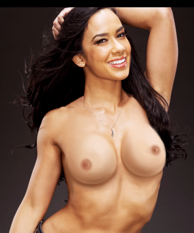 Aj Lee Leaked Pictures photo 18