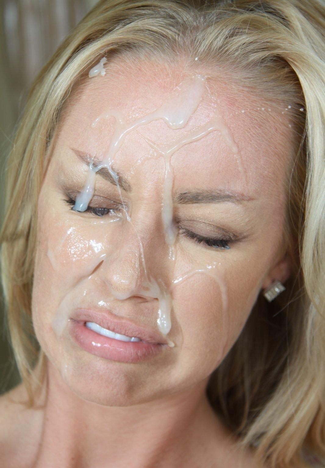 Cumshot Facial Porn photo 6