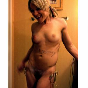 Felice Herrig Topless photo 18