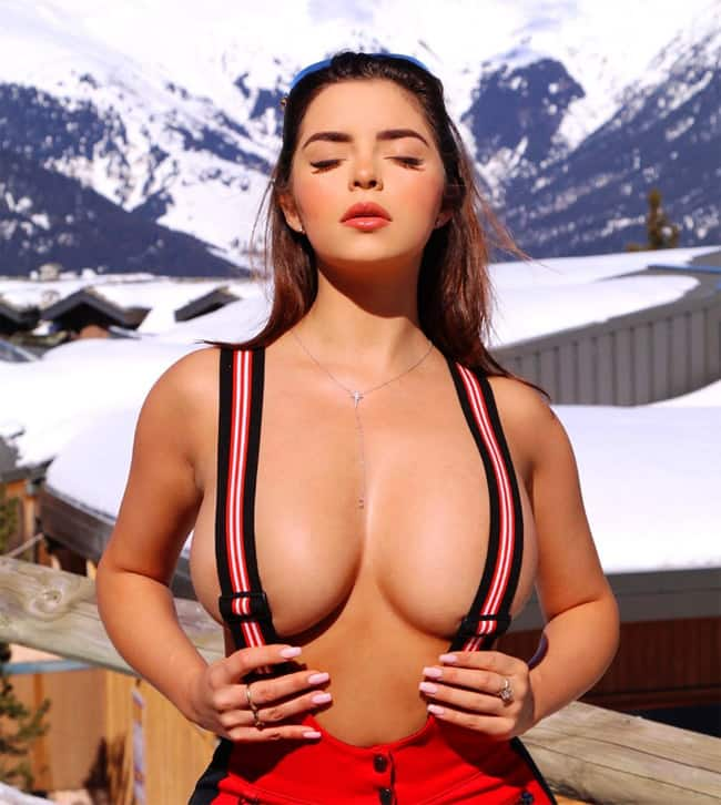 Demi Rose Naked Pictures photo 11