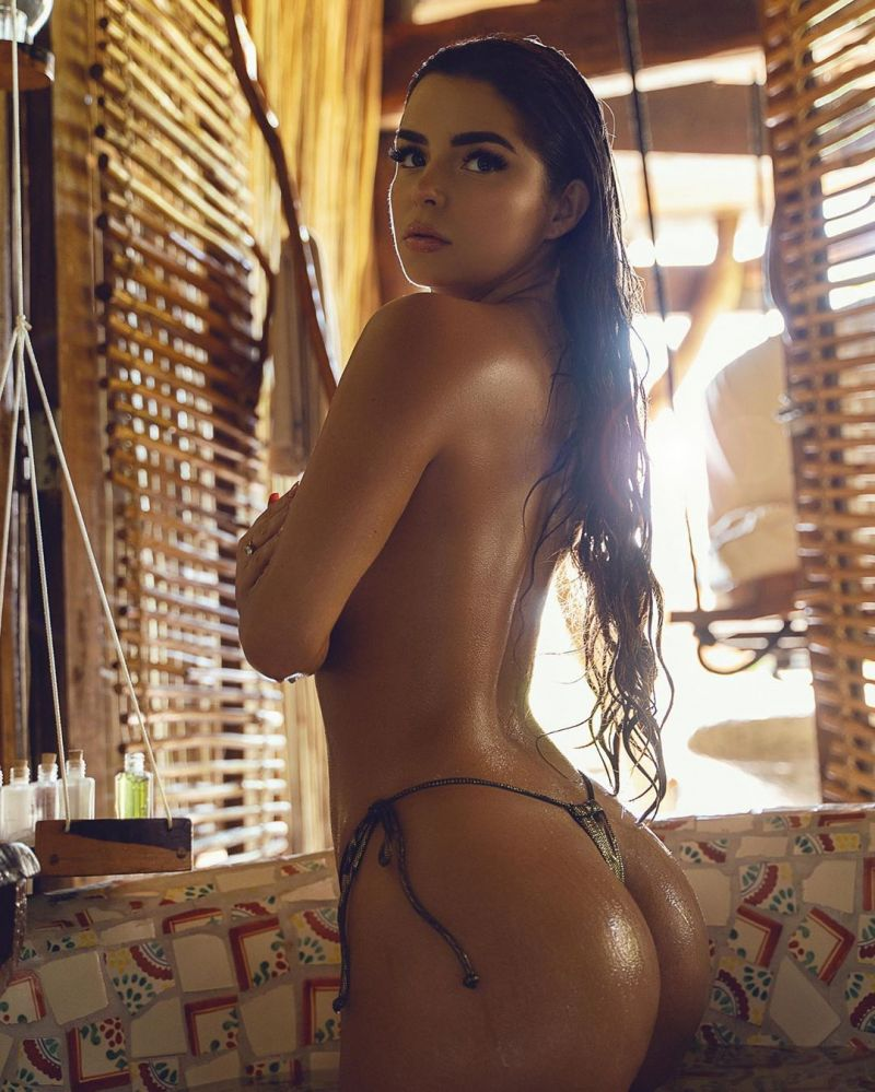 Demi Rose Nude Ass photo 11