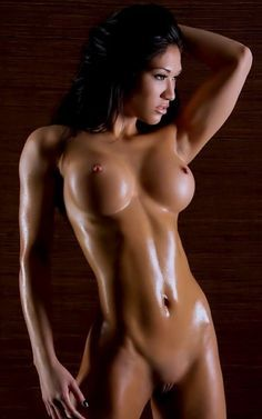 Fit Nude Asian photo 2
