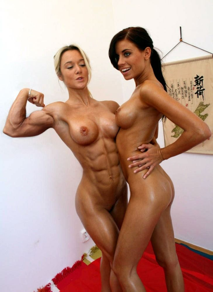 Fitness Topless photo 10