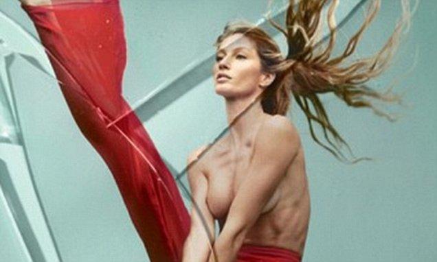Gisele Brady Nude photo 16