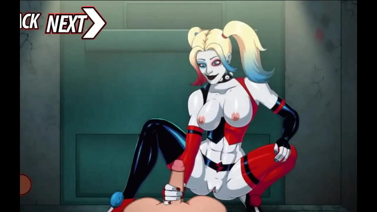 Harley Quinn Nude Sex photo 25