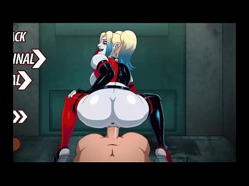 Harley Quinn Nude Sex photo 27