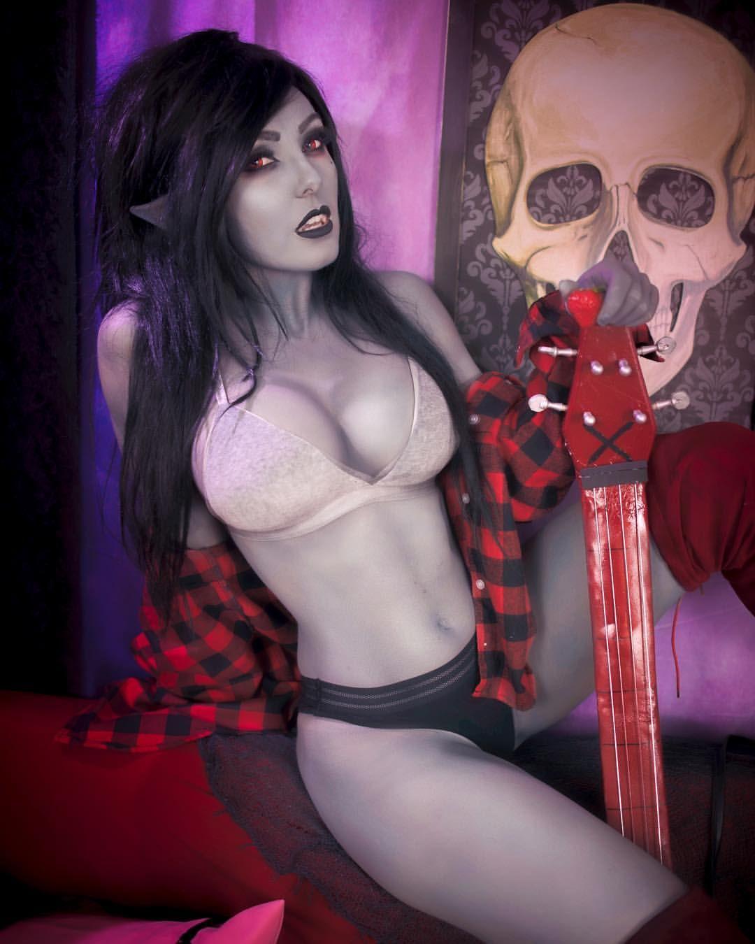 Jessica Nigri Marceline photo 10
