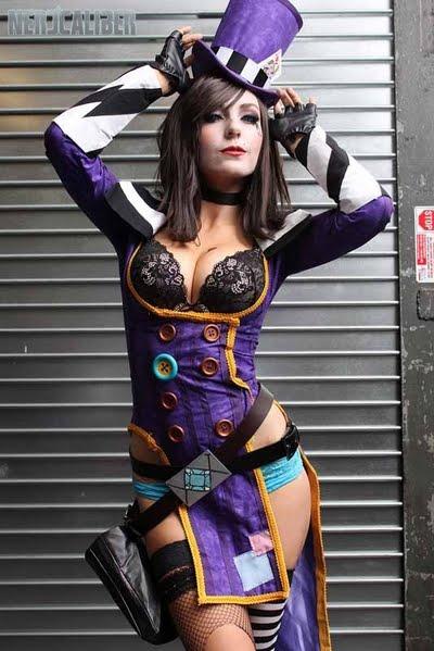 Jessica Nigri Marceline photo 23