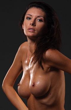 Orsi Kocsis Topless photo 17