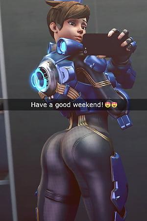 Overwatch Snapchat Porn photo 3