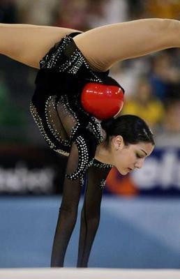 Sexy Gymnastic Videos photo 1