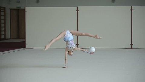 Sexy Gymnastic Videos photo 22