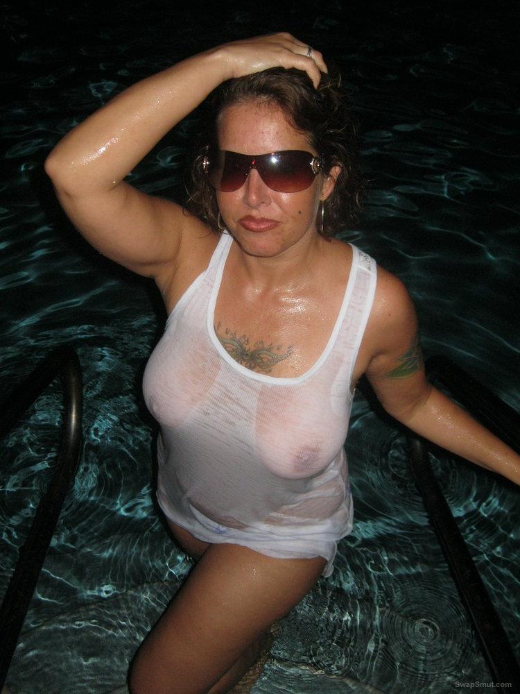 Wet Shirt Tits photo 4